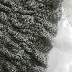 New york & co. grey infinity scarf